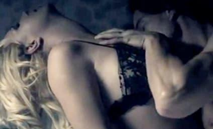Britney Spears Music Video Stills: Too Hot For YouTube!