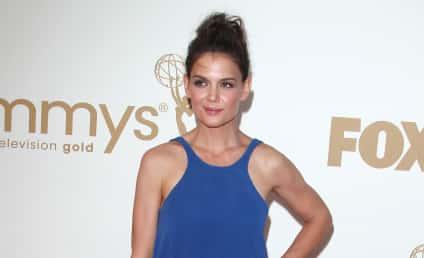 Emmy Awards Fashion Face-Off: Katie Holmes vs. Minka Kelly