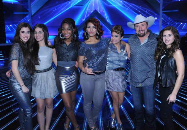 The X Factor Season 2 Finalists