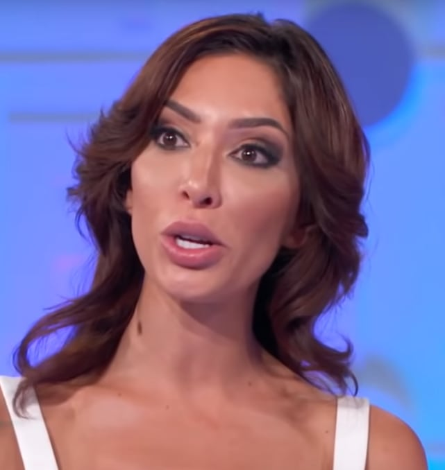 Farrah abraham is rendered speechless