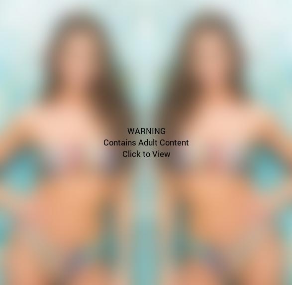 Nia Sanchez Bikini Pics