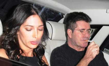 Simon Cowell and Lauren Silverman: Getting Engaged After Baby's Birth?