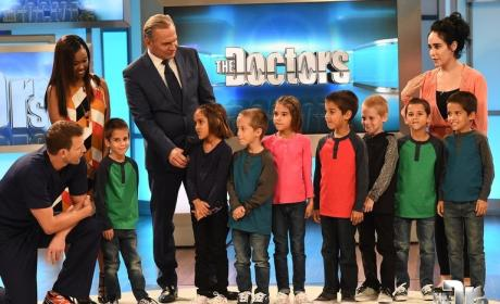 Nadya Suleman, Kids