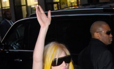 Lady Gaga Waves