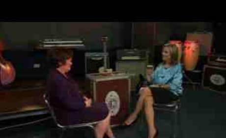 Susan Boyle Interview