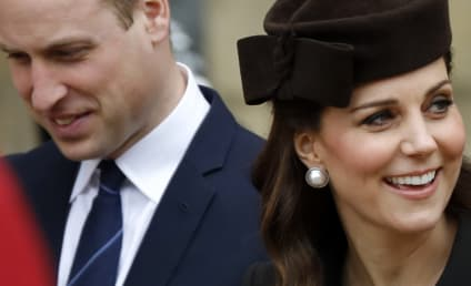 KATE MIDDLETON IS IN LABOR!!!!!!!!