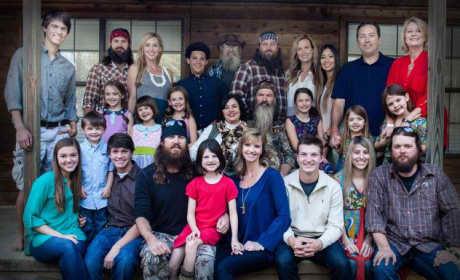 Robertson Family