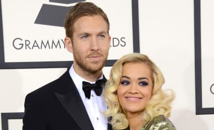 Rita Ora: Calvin Harris Sucks! Watch Your Back, Taylor Swift!