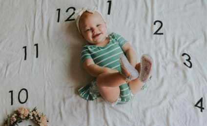 Audrey Roloff: LOOK! My Precious Baby is 9 Months Old!