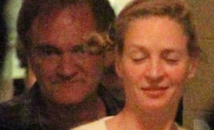 Quentin Tarantino and Uma Thurman: Dating For Real!