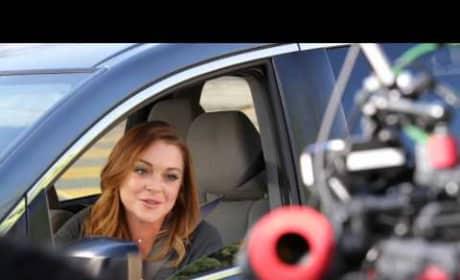 Lindsay Lohan Super Bowl Commercial