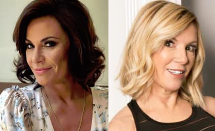 Luann de Lesseps FUMES at Ramona Singer: You Betrayed Me, She-Devil!!