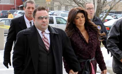 Real Housewives Send Messages of Support to Teresa Giudice