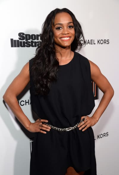 Rachel Lindsay Red Carpet Photo