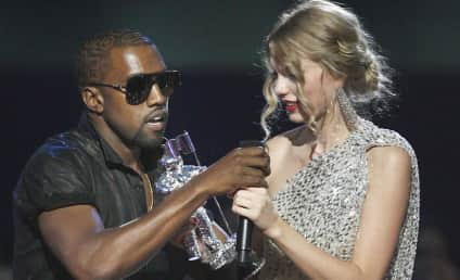 Kanye West on Taylor Swift: I Made That B-tch Famous!