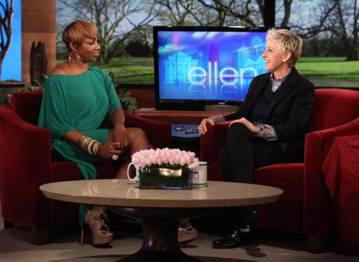 NeNe Leakes on Ellen
