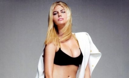 Kate Upton: Curvy, Confident in Vogue