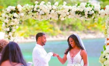 Kenya Moore Wedding.Kenya Moore Weddings The Hollywood Gossip