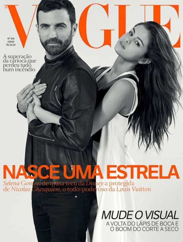 Selena Gomez Covers Vogue