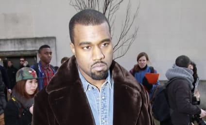 Kanye West to Move to Paris, Leave Kim Kardashian Behind?