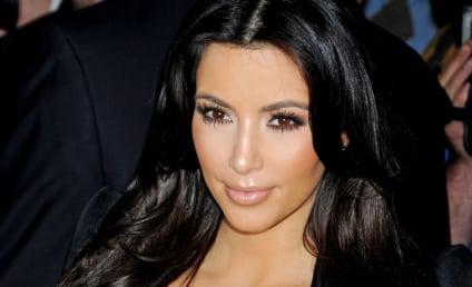 Kim Kardashian and Miles Austin: Standing Together?