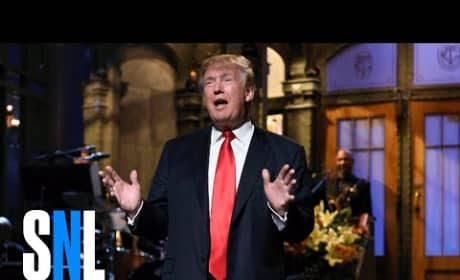 Donald Trump Hosts SNL: Watch His Monologue!