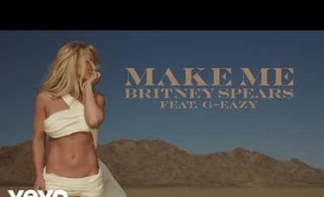"Britney Spears - ""Make Me"""