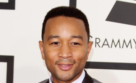 John Legend at the Grammys