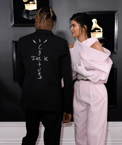 Kylie with Travis