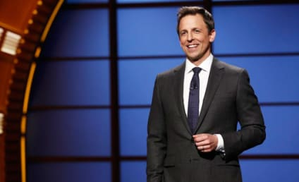 Seth Meyers Debuts as Late Night Host: Grade Him!