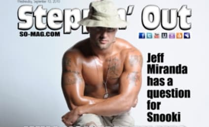 Jeff Miranda to Snooki: Marry Me!