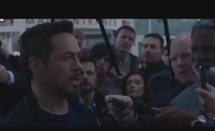 Iron Man 3 Clip: Tony Stark Has a Message for Mandarin