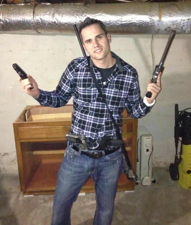 Ryan edwards gun pic