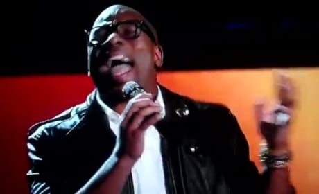 Anthony Evans - What's Goin' On (The Voice Audition)
