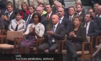 Barack Obama Tucson Speech a Call For Public Healing, Civil Discourse