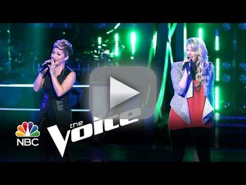 Clarissa Serna vs. Dani Moz: Perfect (The Voice)