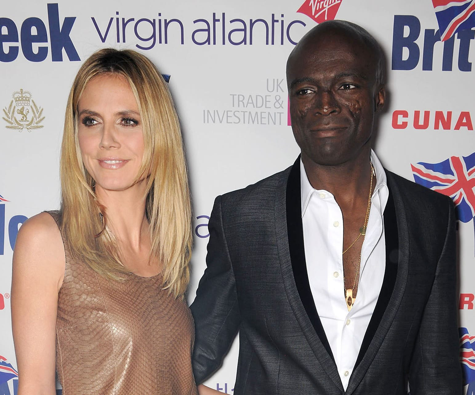 Seal and Heidi Klum to reconcile foto