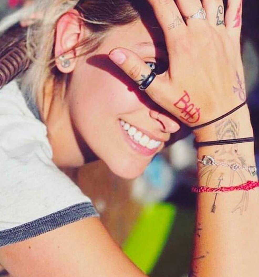 Watch Paris Jackson Just Got a Tattoo With Her Godfather, MacaulayCulkin video