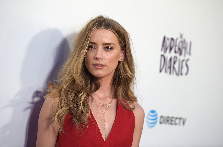 Amber Heard Amber Heard & Elon Musk: Dating?