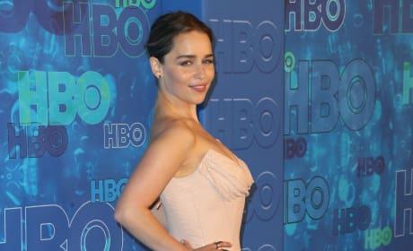 Emilia Clarke Sizzles