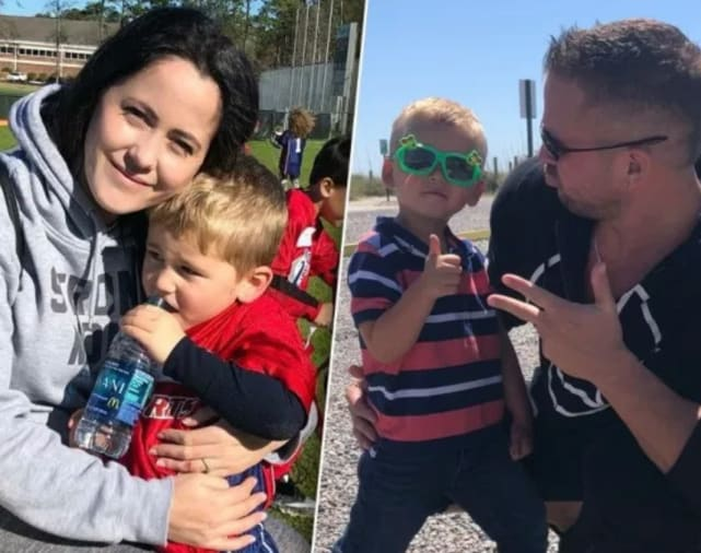 Jenelle and nathan do not get along