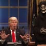 Donald Trump: Pissed at SNL For Portraying Steve Bannon as Grim Reaper?