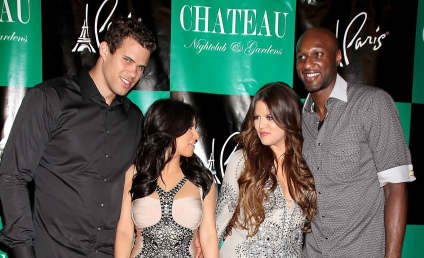 Reality Show Shocker: Kim Kardashian and Kris Humphries to Be Spun-Off?!?
