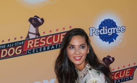 Olivia Munn: The All Star Dog Rescue Celebration