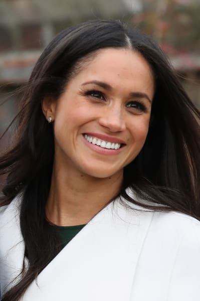 Meghan Markle is Happy