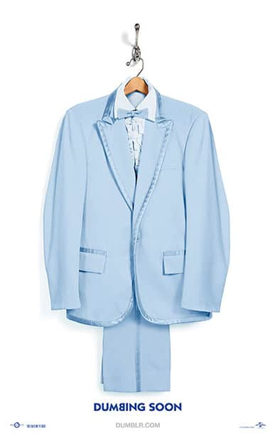 Dumb and Dumber To Blue Tux