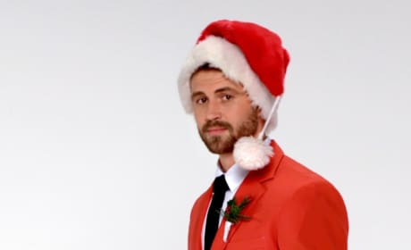 The Bachelor Promo: Is Nick Viall Santa Claus?