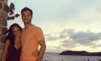 Desiree Hartsock and Chris Siegfried Post Sweet Proposal Photo, Make Us Eat Our Words?