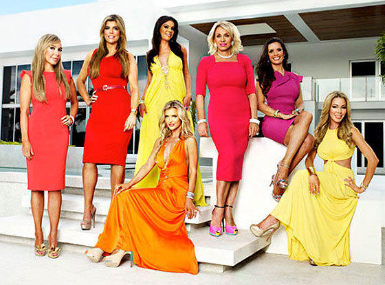 The Real Housewives of Miami Season 2 Cast Photo