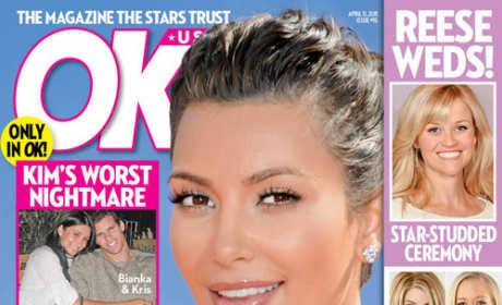 Kim Kardashian: Betrayed!